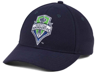 Seattle Sounders FC adidas Basic Adjustable Cap