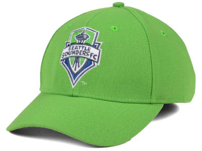 Seattle Sounders FC adidas 2017 Basic Flex Cap
