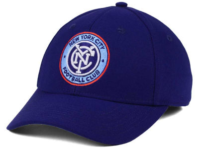 New York City FC adidas 2017 Basic Flex Cap