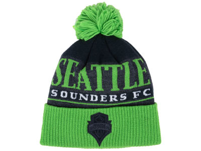 Seattle Sounders FC adidas MLS Pom Knit