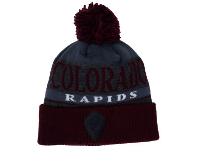 Colorado Rapids adidas MLS Pom Knit