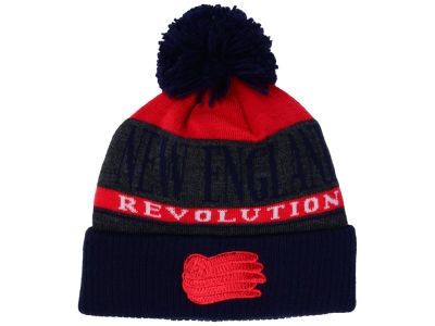 New England Revolution adidas MLS Pom Knit