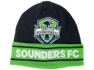 Seattle Sounders FC adidas MLS Cuff Knit