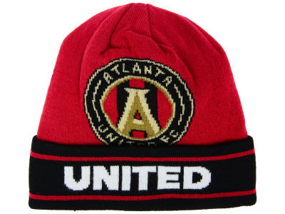 Atlanta United FC adidas MLS Cuff Knit