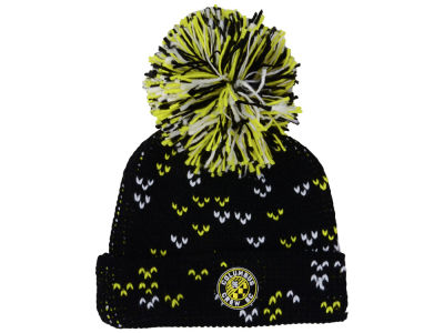 Columbus Crew SC adidas MLS Women's Pom Knit