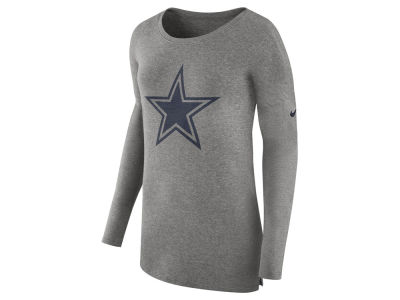 Dallas Cowboys Nike NFL Women's Cozy Long Sleeve T-shirt