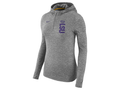 LSU Tigers Nike NCAA Women's Dri-fit Element Hoodie