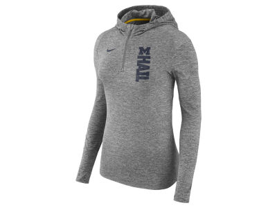Michigan Wolverines Nike NCAA Women's Dri-fit Element Hoodie