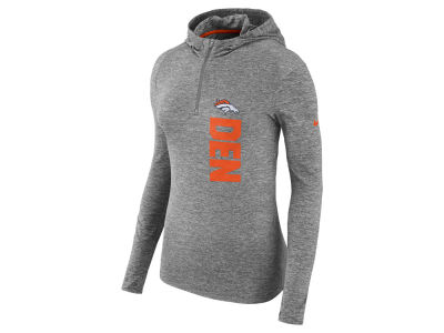 Denver Broncos Nike NFL Women's Dri-Fit Element Hoodie