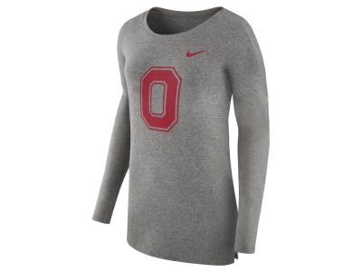 Ohio State Buckeyes Nike NCAA Women's Cozy Long Sleeve T-Shirt