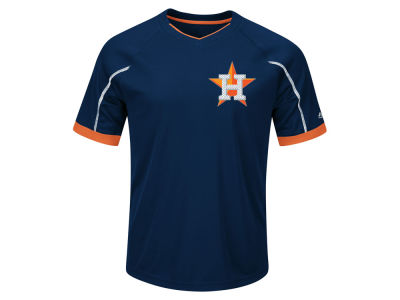 Houston Astros MLB Men's Big and Tall Emergence T-shirt