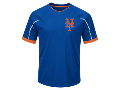 New York Mets MLB Men's Big and Tall Emergence T-shirt