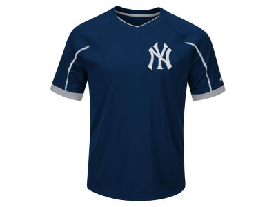 New York Yankees MLB Men's Big and Tall Emergence T-shirt