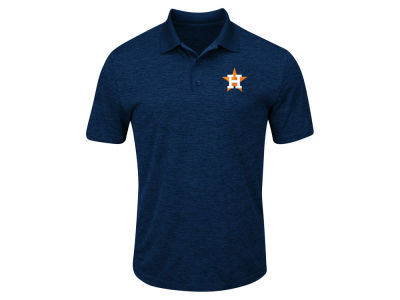 Houston Astros MLB Men's Big & Tall First Hit Polo