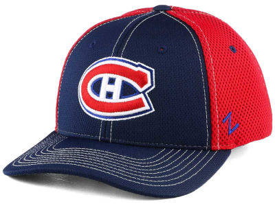 Montreal Canadiens Zephyr NHL Rally Zfit Flex Cap