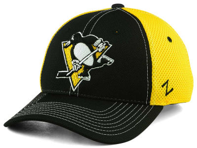Pittsburgh Penguins Zephyr NHL Rally Zfit Flex Cap