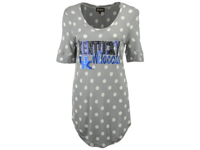 Kentucky Wildcats Gameday Couture NCAA Women's Polka Dot T-Shirt