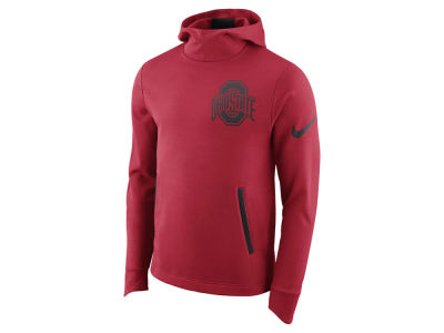 Ohio State Buckeyes Nike NCAA Men's Phil Knight Elite Pullover Hoodie