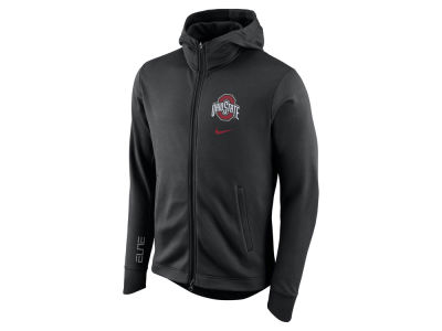 Ohio State Buckeyes Nike NCAA Men's Elite Full Zip Hoodie