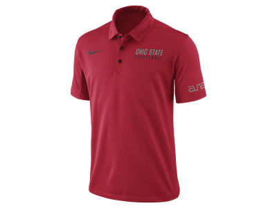 Ohio State Buckeyes Nike 2017 NCAA Men's Basketball Polo