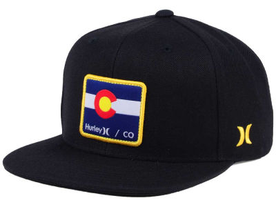 Hurley Destination Snap Cap