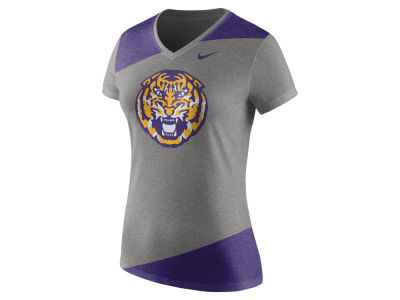 LSU Tigers Nike NCAA Women's Champ Drive T-Shirt