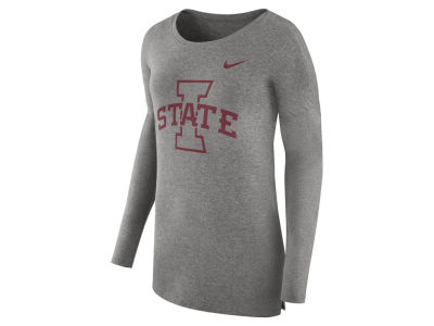 Iowa State Cyclones Nike NCAA Women's Cozy Long Sleeve T-Shirt