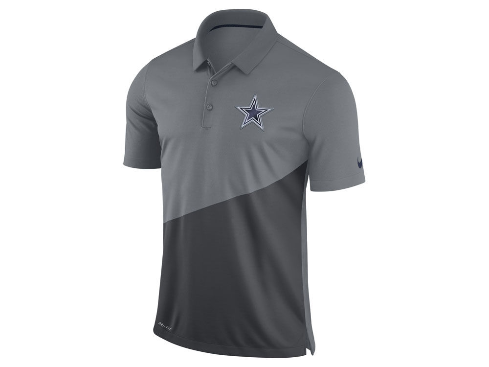 219f44d34 Dallas Cowboys Nike NFL Men s Stadium Polo