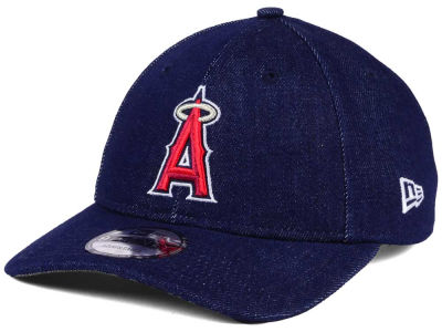 Los Angeles Angels New Era MLB X Levi Collection 9TWENTY Snapback Cap