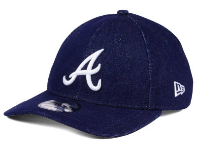 Atlanta Braves New Era MLB X Levi Collection 9TWENTY Snapback Cap