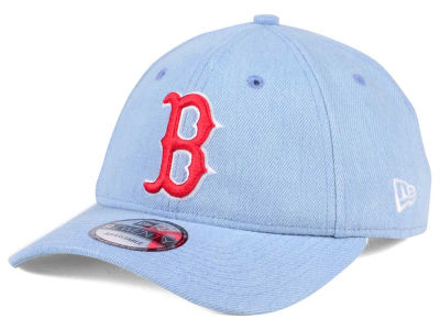 Boston Red Sox New Era MLB X Levi Collection 9TWENTY Snapback Cap