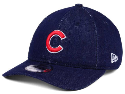 Chicago Cubs New Era MLB X Levi Collection 9TWENTY Snapback Cap