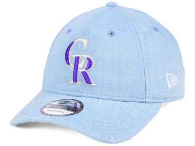 Colorado Rockies New Era MLB X Levi Collection 9TWENTY Snapback Cap