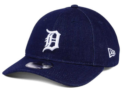 Detroit Tigers New Era MLB X Levi Collection 9TWENTY Snapback Cap