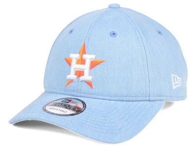 Houston Astros New Era MLB X Levi Collection 9TWENTY Snapback Cap