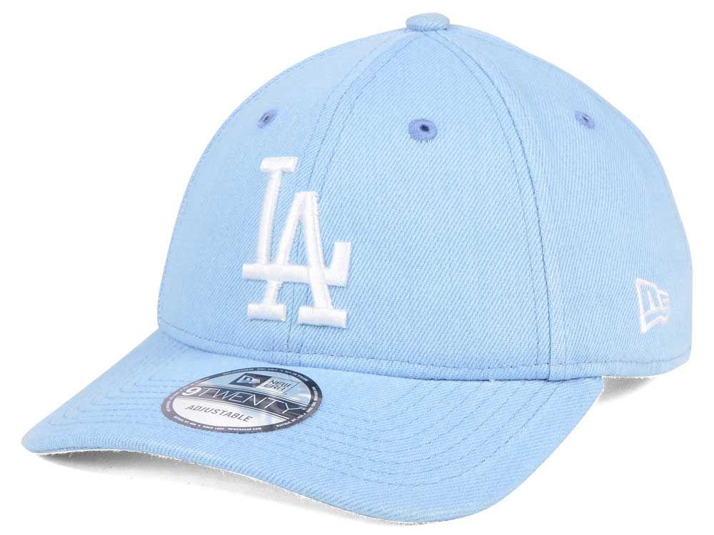 1ec2fc2a11b Los Angeles Dodgers New Era MLB X Levi Collection 9TWENTY Snapback Cap