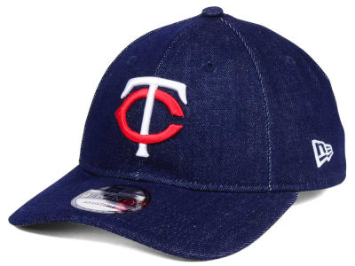 Minnesota Twins New Era MLB X Levi Collection 9TWENTY Snapback Cap