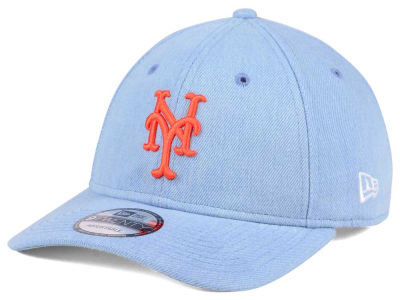 New York Mets New Era MLB X Levi Collection 9TWENTY Snapback Cap