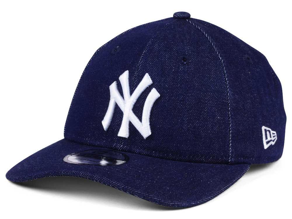 cbbe7381d3a New York Yankees New Era MLB X Levi Collection 9TWENTY Snapback Cap ...