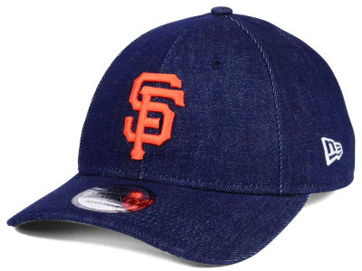 San Francisco Giants New Era MLB X Levi Collection 9TWENTY Snapback Cap