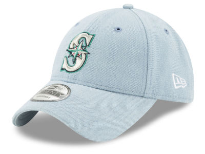 Seattle Mariners MLB X Levi Collection 9TWENTY Snapback Cap