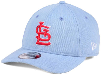 St. Louis Cardinals New Era MLB X Levi Collection 9TWENTY Snapback Cap