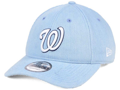 Washington Nationals New Era MLB X Levi Collection 9TWENTY Snapback Cap