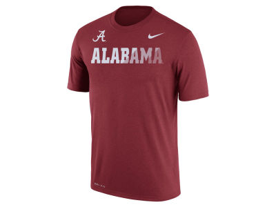 Alabama Crimson Tide Nike NCAA Men's Sideline Legend T-Shirt