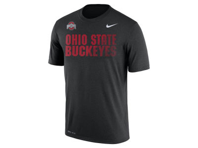 Ohio State Buckeyes Nike NCAA Men's Sideline Legend T-Shirt