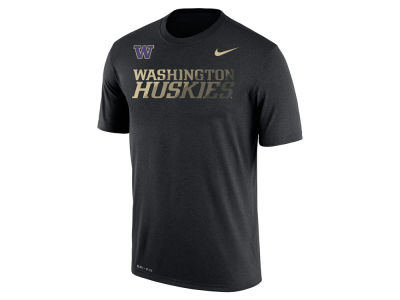 Washington Huskies Nike NCAA Men's Sideline Legend T-Shirt