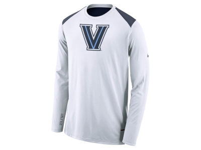 Villanova Wildcats Nike NCAA Men's Basketball Long Sleeve Shooter T-Shirt