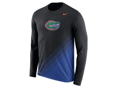 Florida Gators Nike 2017 NCAA Men's Legend Sideline Long Sleeve T-Shirt