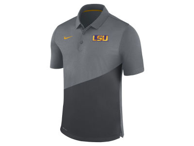 LSU Tigers Nike NCAA Men's Stadium Performance Polo