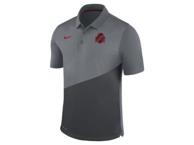 Ohio State Buckeyes Nike NCAA Men's Stadium Performance Polo